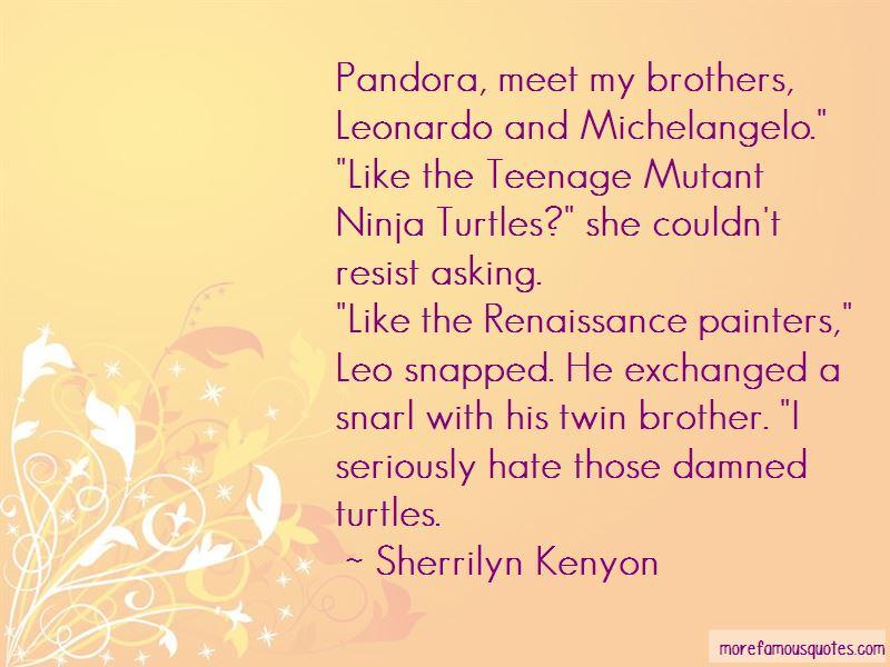 Ninja Turtles Michelangelo Quotes