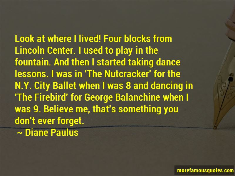 Nutcracker Dance Quotes