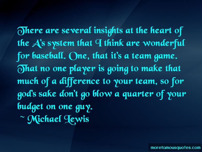 One Team One Heart Quotes