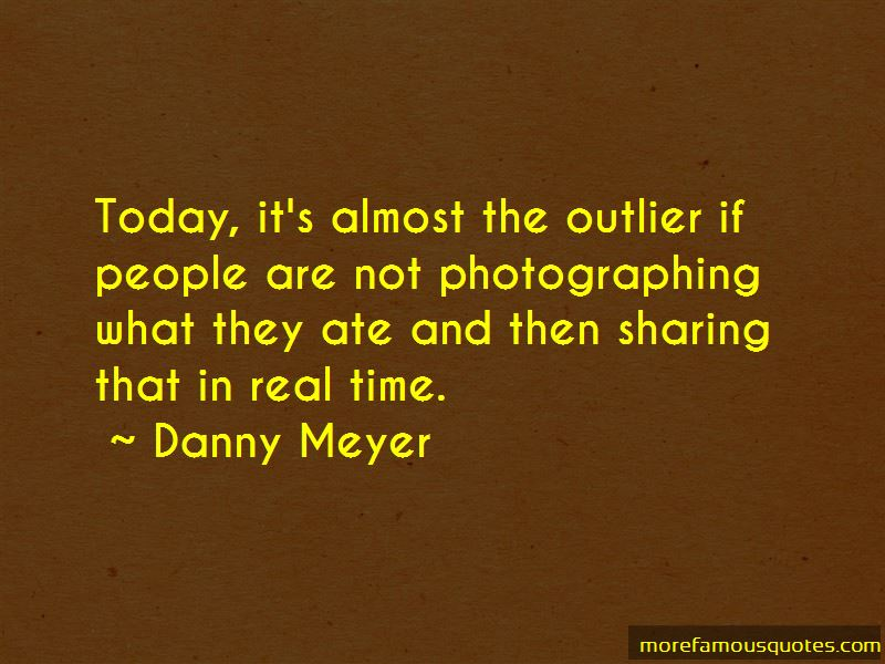 Outlier Quotes