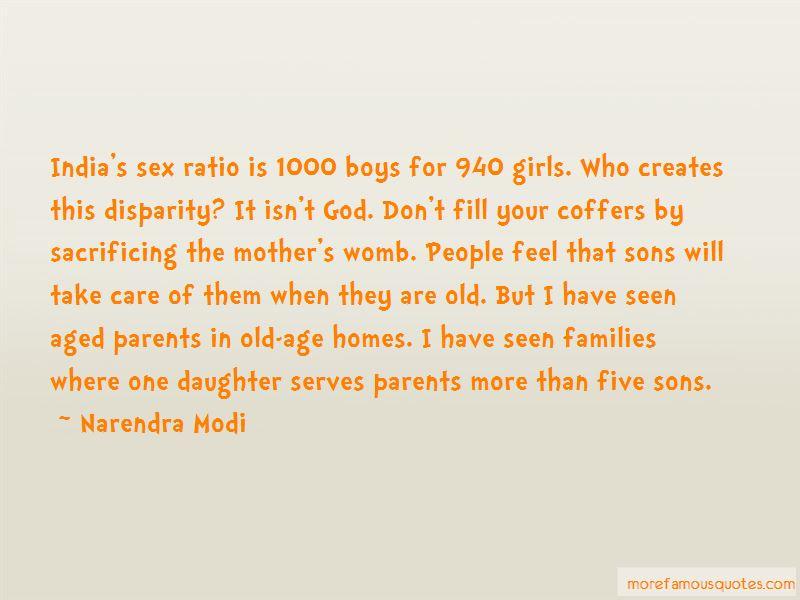 Parents Sacrificing Quotes