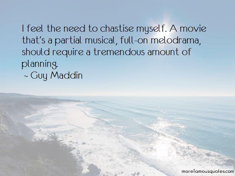 Partial Movie Quotes