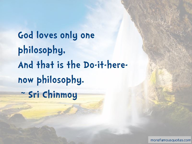 Philosophy About God Quotes Pictures 2