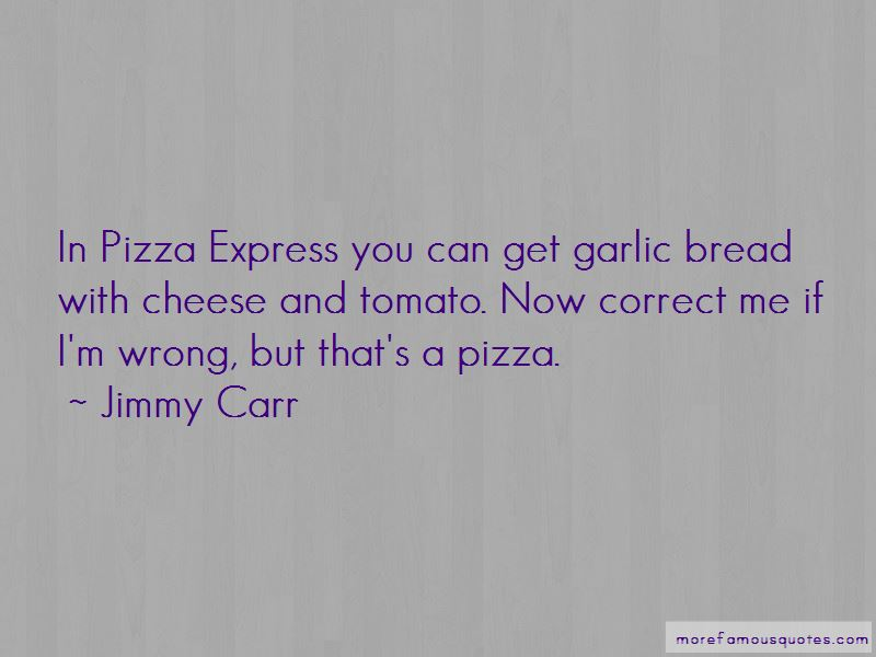 Pizza Express Quotes