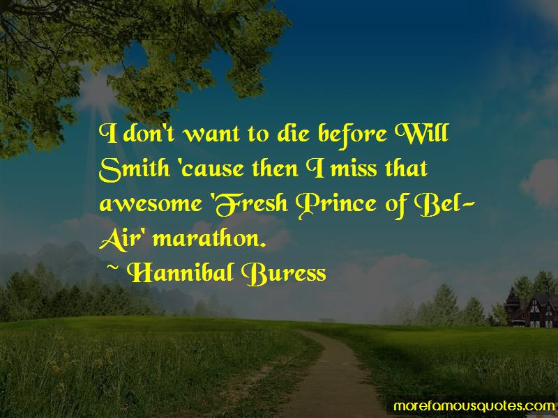 Prince Of Bel Air Quotes