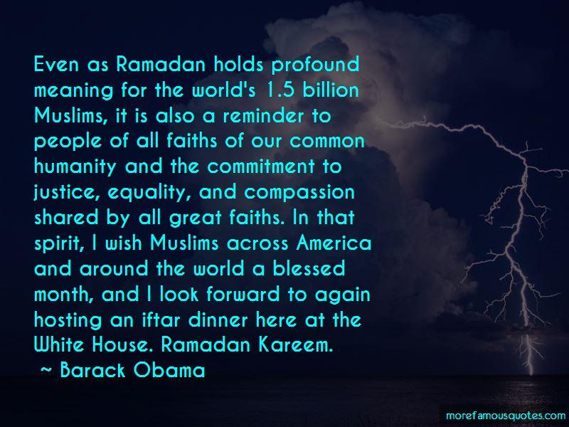 Ramadan Reminder Quotes