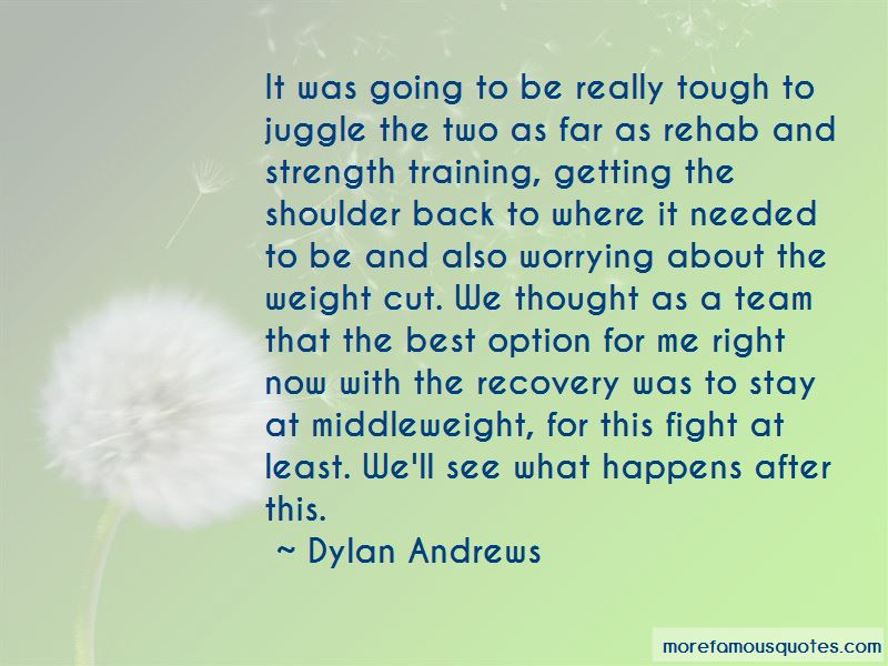 Rehab Recovery Quotes