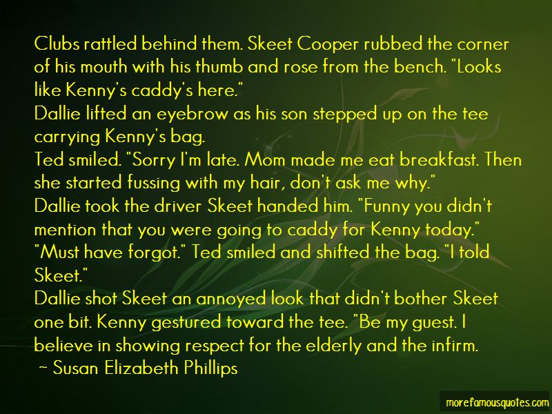 Respect The Elderly Quotes