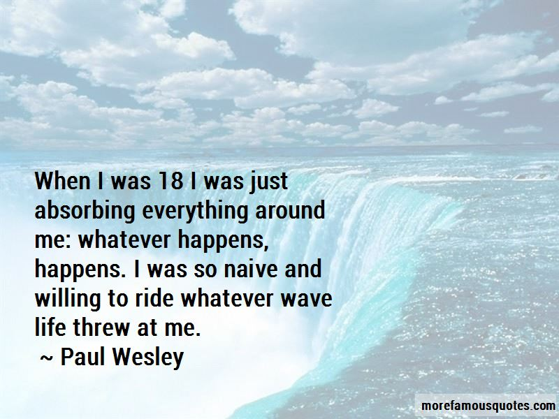 Ride The Wave Of Life Quotes