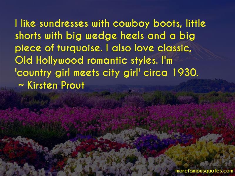 Romantic Cowboy Love Quotes. U201c