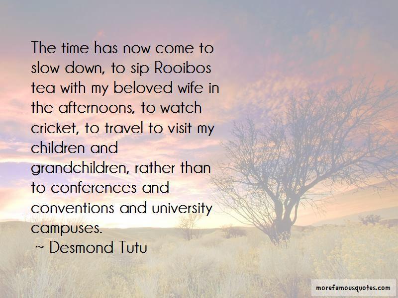 Rooibos Tea Quotes