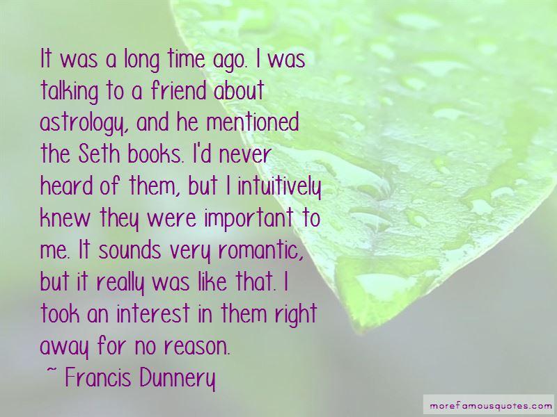 Seth Books Quotes