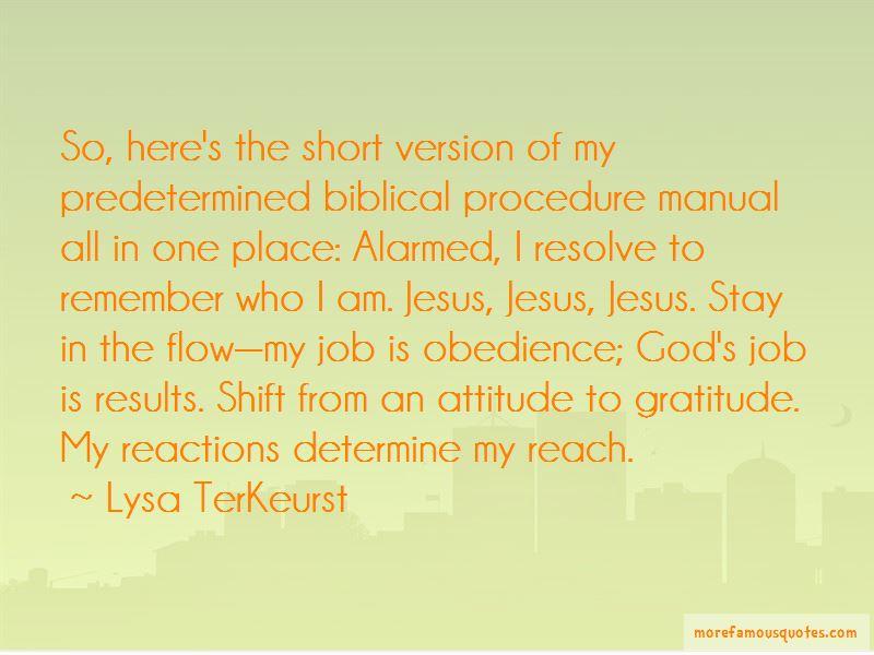 Short Biblical Quotes