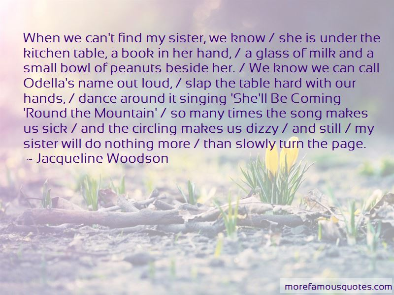 Sister Dance Quotes Pictures 3
