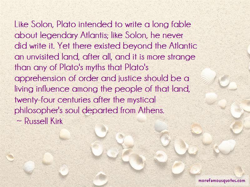 Solon Athens Quotes