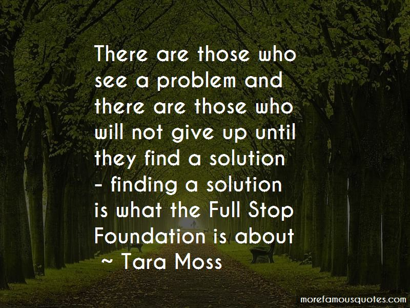 Solution Finding Quotes