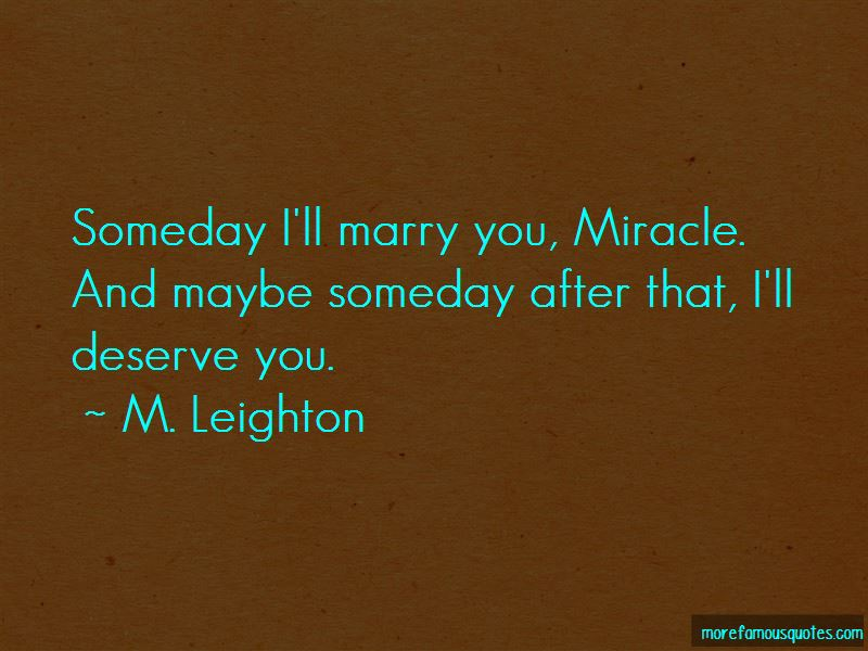 Someday Someday Maybe Quotes Pictures 3