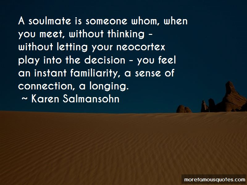 Soulmate Connection Quotes Pictures 2