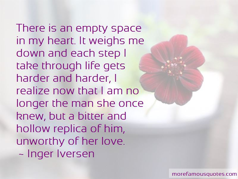 Space In My Heart Quotes