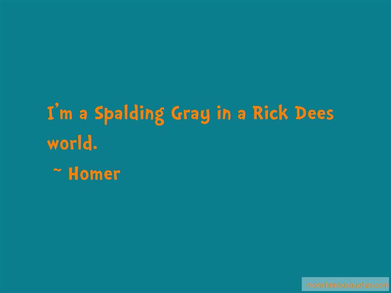 Spalding Quotes