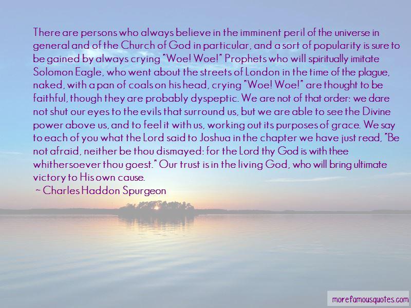 St Joshua Quotes Pictures 4