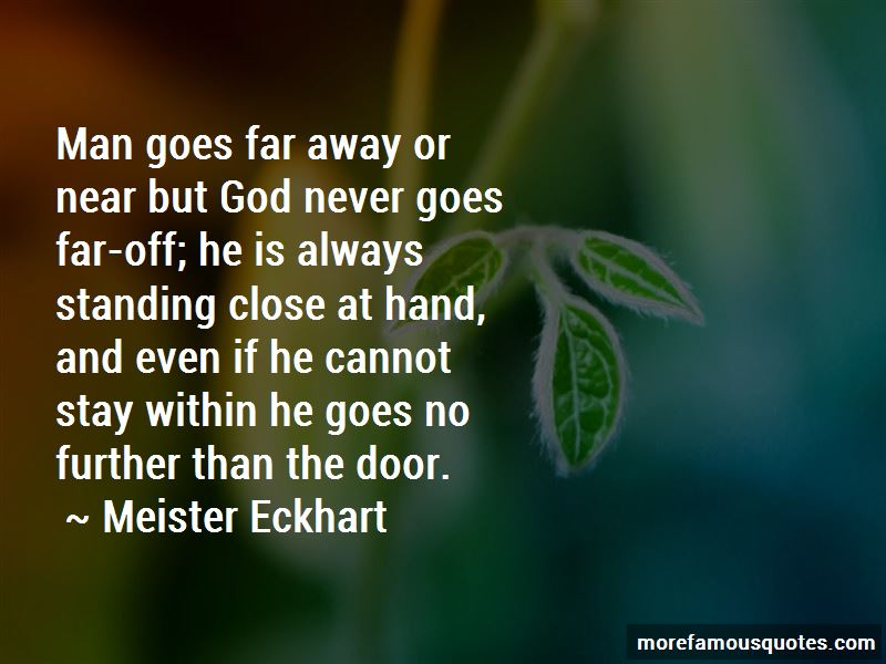 Stay Close To God Quotes Pictures 3