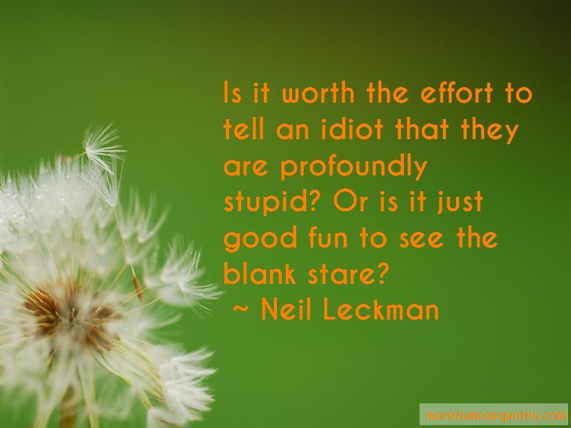 idiot quotes funny
