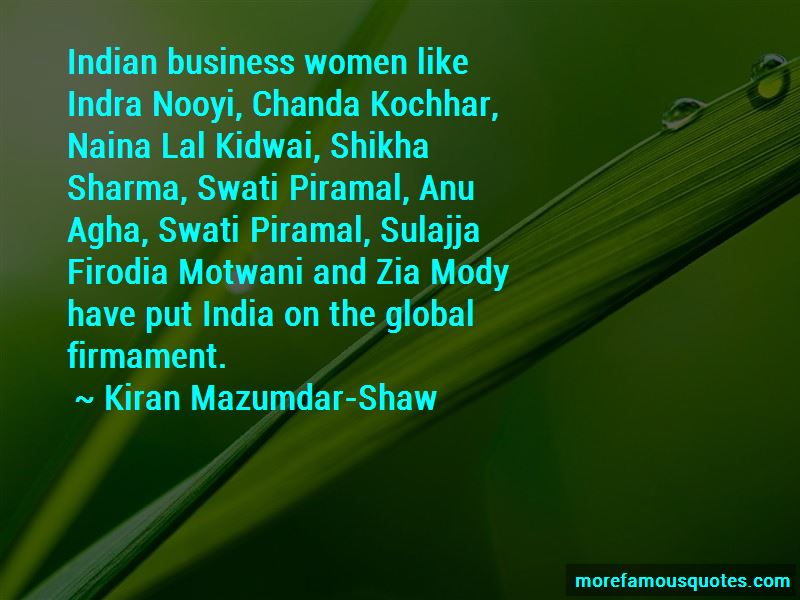 Sulajja Firodia Motwani Quotes