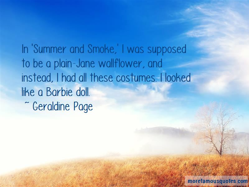 Summer And Smoke Quotes