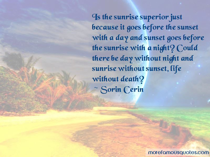 Sunset Life Quotes: top 47 quotes about Sunset Life from