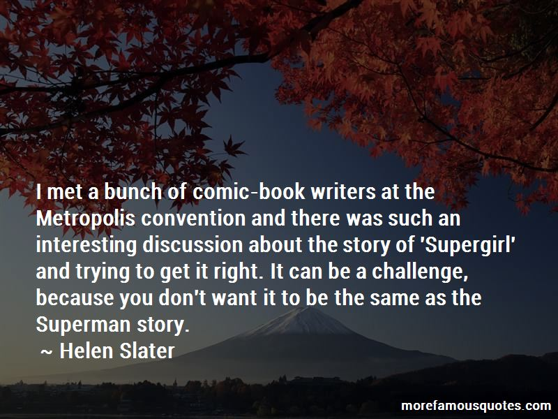 Superman Supergirl Quotes