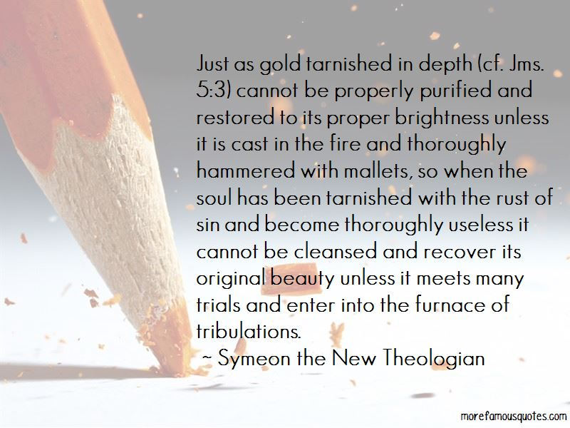 Tarnished Beauty Quotes