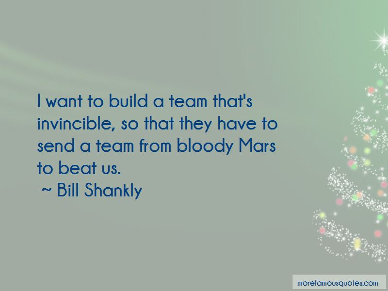 Team Build Quotes