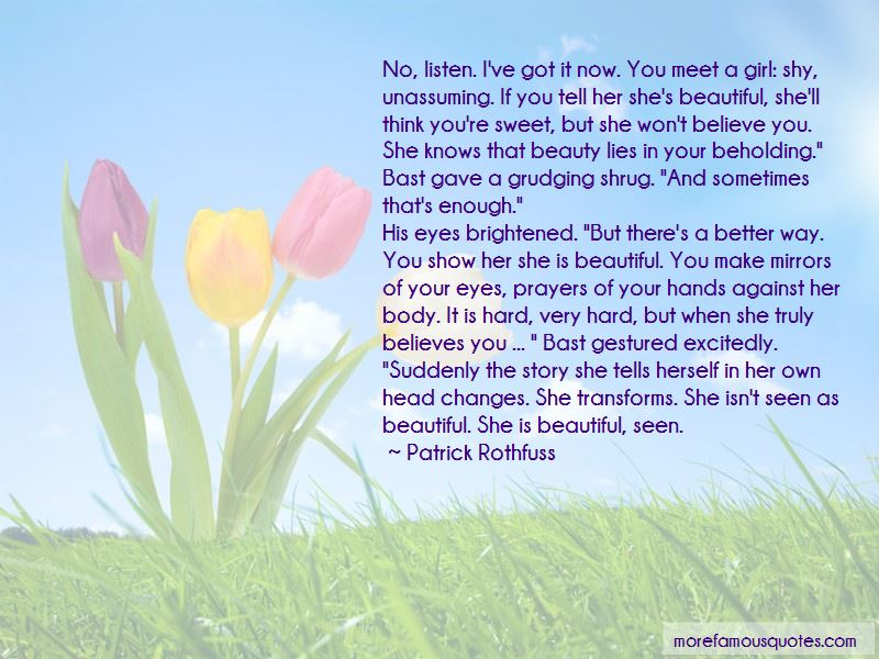 beautiful quotes to tell a girl