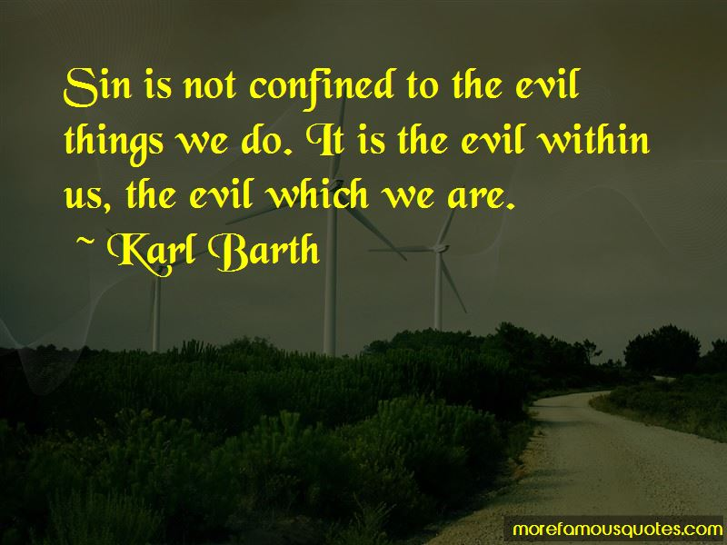 The Evil Within Us Quotes Pictures 2