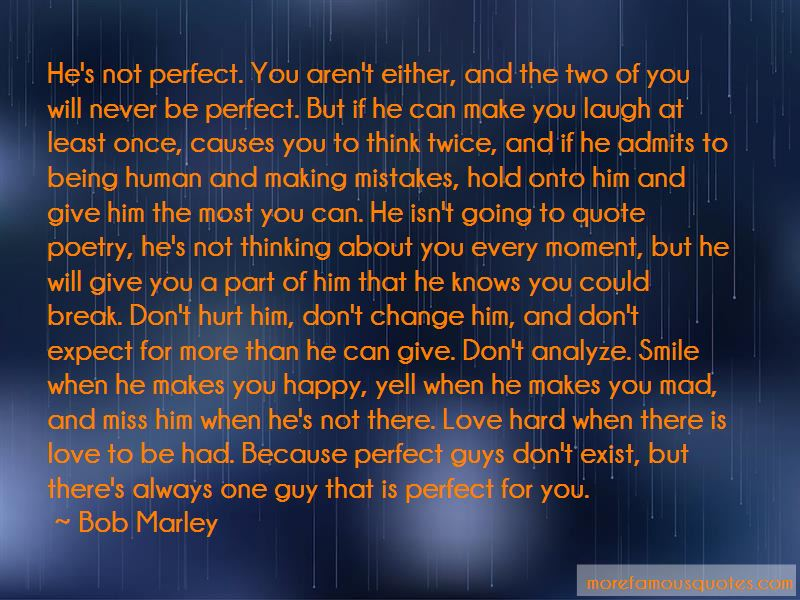 The Perfect Guy Love Quotes Pictures 2