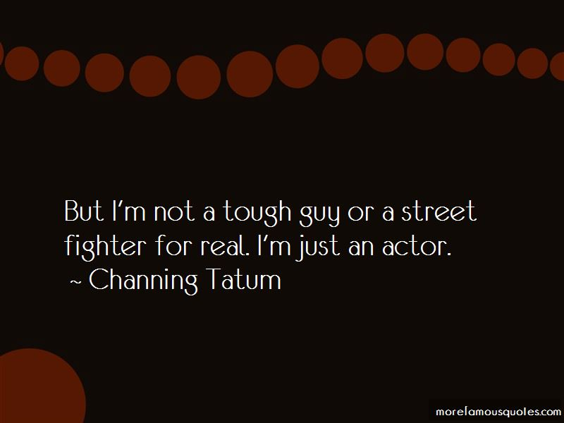 Tough Guy Quotes Pictures 4