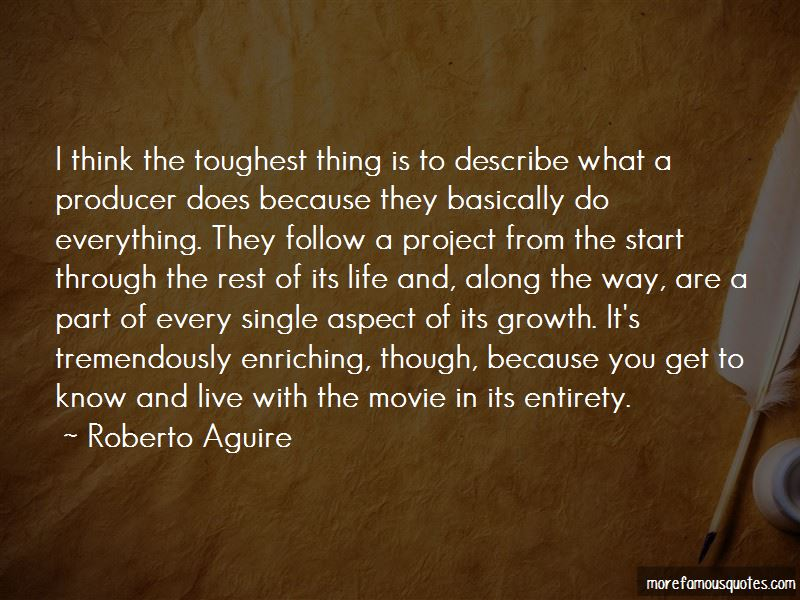 Toughest Part Of Life Quotes