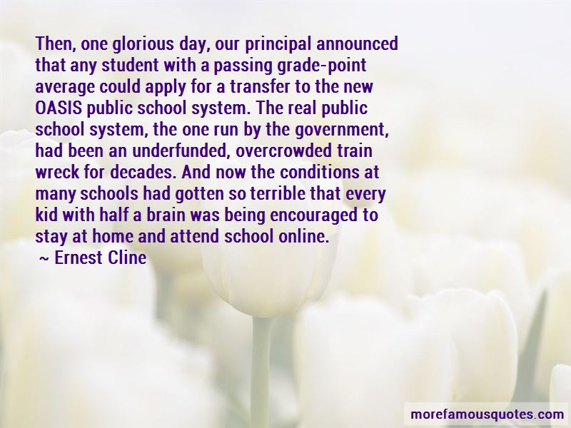 Transfer School Quotes Pictures 2