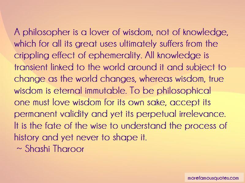 Transient Love Quotes