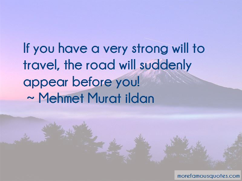 Travel The Road Quotes Pictures 3