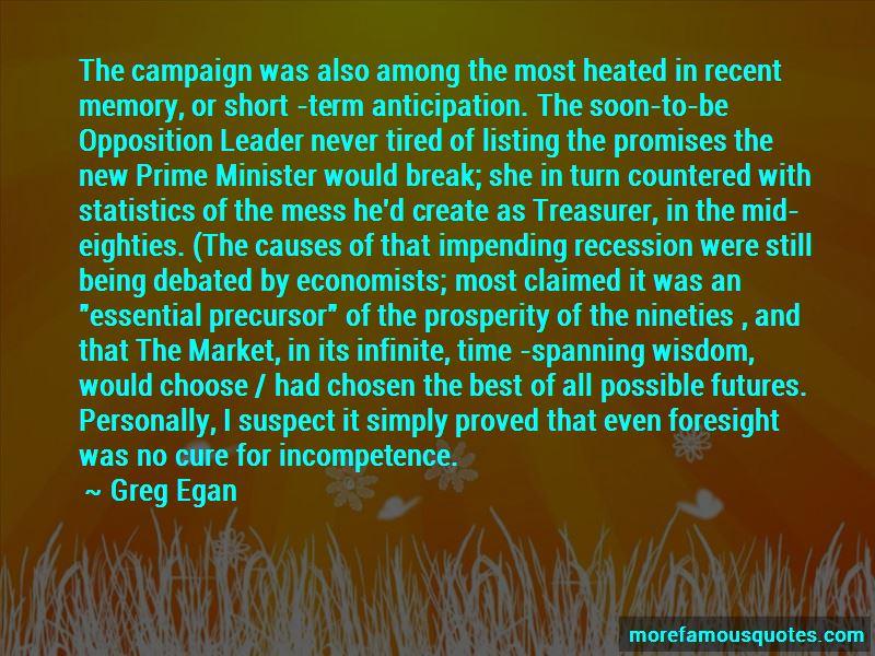 Treasurer Campaign Quotes