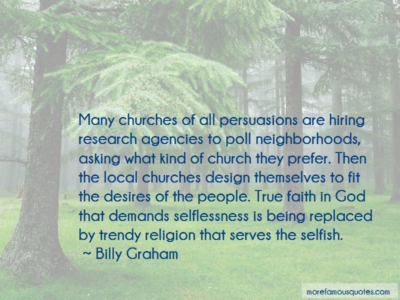 True Faith In God Quotes