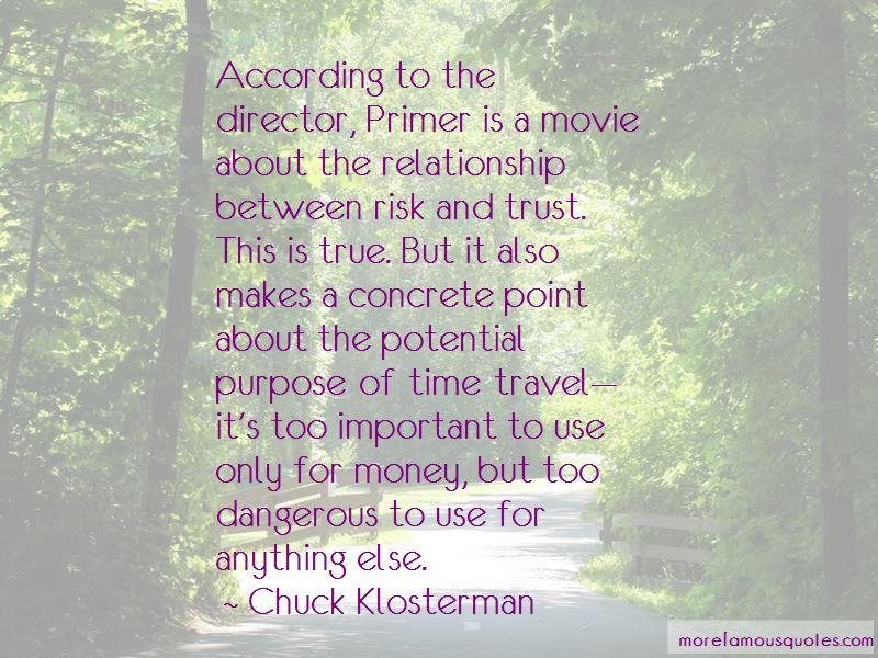 Trust The Movie Quotes Pictures 2