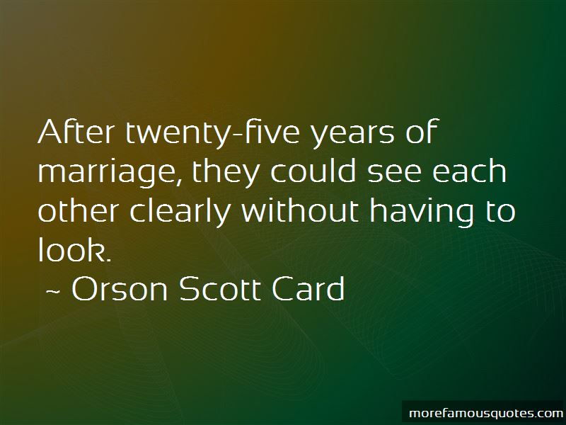 Twenty Five Years Of Marriage Quotes Pictures 2