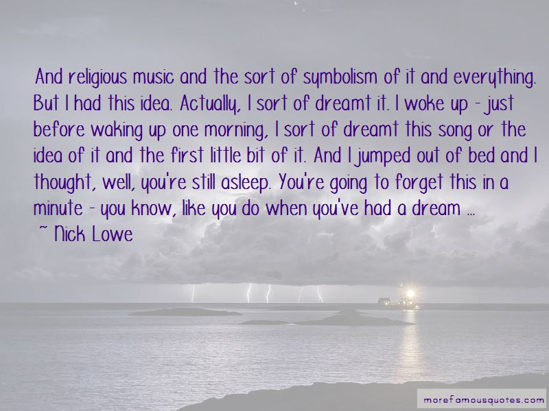 Waking Me Up This Morning Quotes Pictures 2
