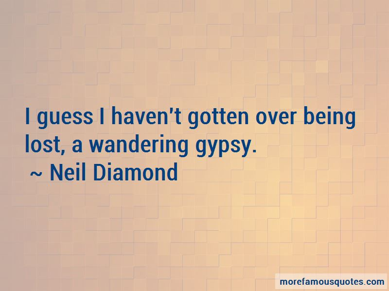 Wandering Gypsy Quotes Pictures 2