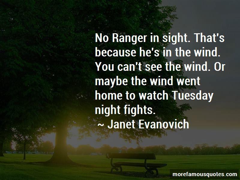Wind Ranger Quotes