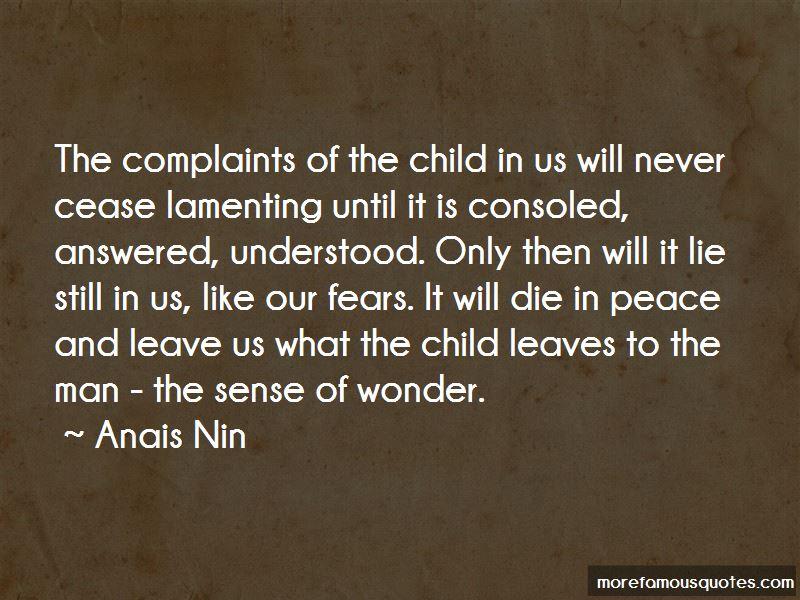 Wonder Child Quotes Pictures 3