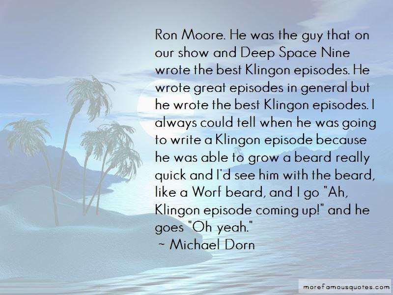 Worf Klingon Quotes